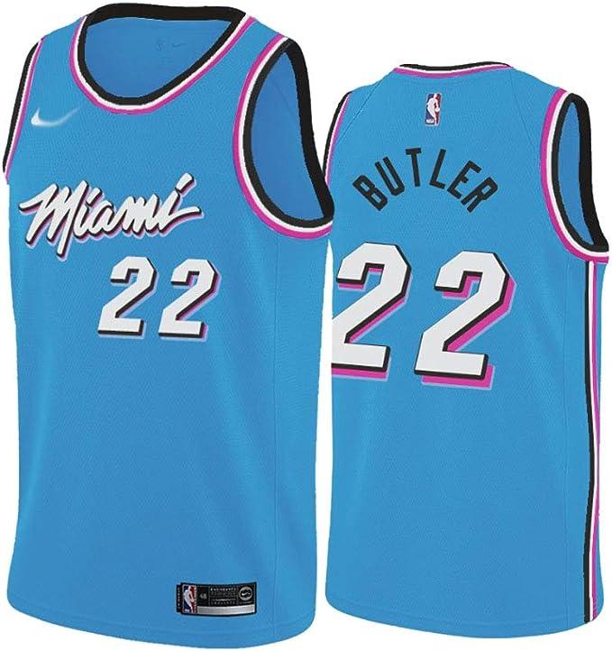 NBA Basketball Hoodie 22#, NBA Miami Heat Jimmy Butler # 22 ...