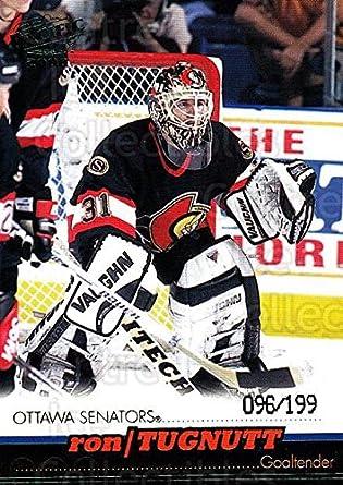 Amazon.com  (CI) Ron Tugnutt Hockey Card 1999-00 Pacific Emerald 296 ... 963ae2a36