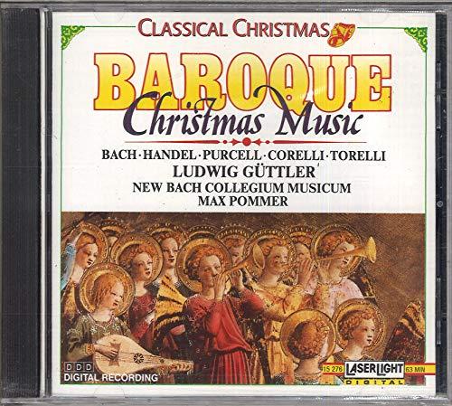 Baroque Christmas Music (15 Music Christmas)
