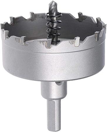 21.5mm Carbure Trou Scie Coupeur Foret pour Acier Inox Alliage