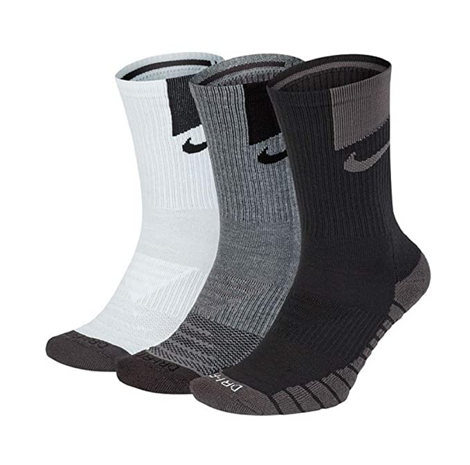 Nike Everyday Max Cushion Crew - Calcetines (3 unidades ...