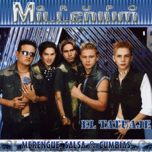 Amazon.com: El Tatuaje. Merengue, Salsa & Cumbias: Grupo Millenium