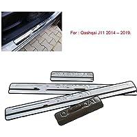 Pedal para puerta de acero inoxidable para Qashqai