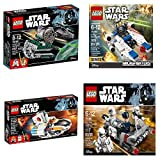 Lego Star Wars Bundle Set. Includes 75160, 75166,75168,75170