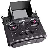 Starabu Toy Flysky FS-PL18 Paladin 2.4G 18CH Radio Transmitter with FS-FTr10+FS-FTr16S Receiver HVGA 3.5 Inch TFT Touch Screen for RC Racing Drone Airplane Helicopter Vehicle