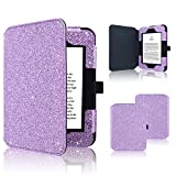 Best Case Cover For Nook GlowLights - Nook GlowLight 3 Case, ACdream Folio Premium Leather Review