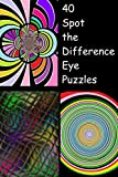 40 Spot the Difference Eye Puzzles