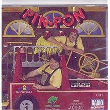 Pin-Pon, 28 Chansons pour Enfants (1997)