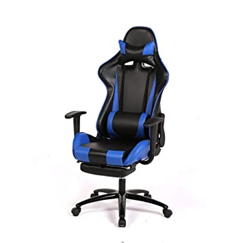 New Gaming Chair High Back Computer Chair Ergonomic Design Racing Chair