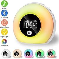 Linkax Wake Up Light Despertador Luz, LED Luces
