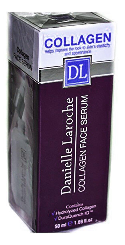 Danielle Laroche Collagen Face Serum 1 69 Fl Oz Buy Online In Andorra At Andorra Desertcart Com Productid 28071324