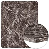 Flash Furniture 24'' x 30'' Rectangular Gray Marble Laminate Table Top