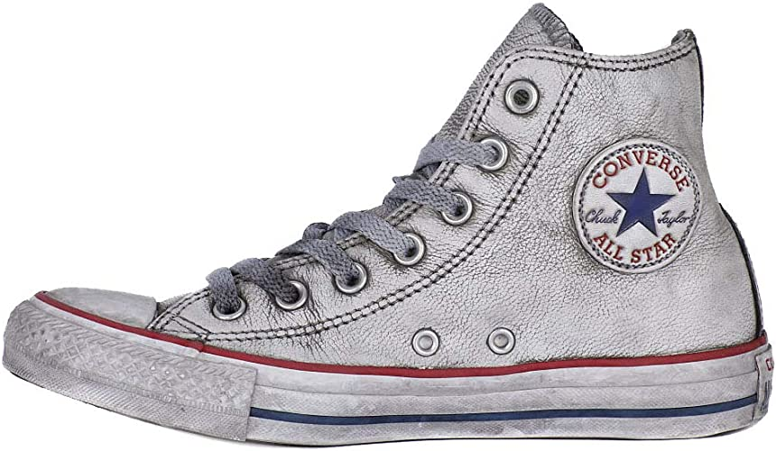 converse all star blanche cuir
