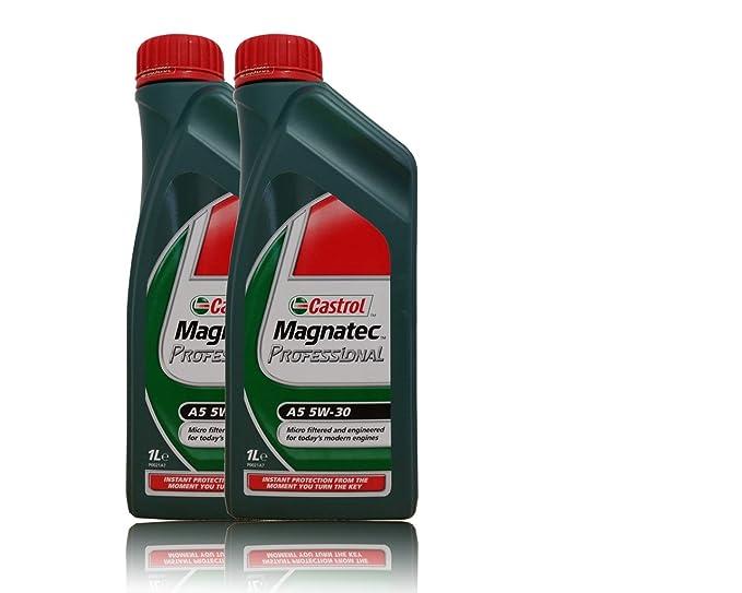23 opinioni per Castrol Magnatec 5W30A5–Olio motore