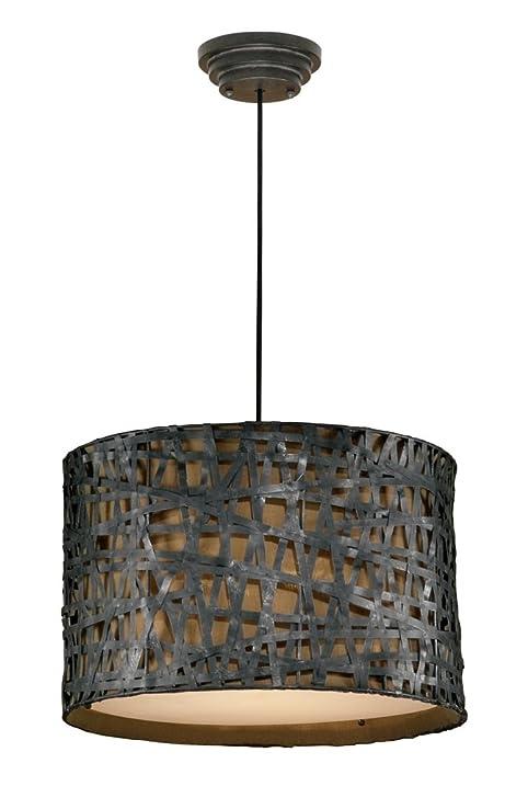 uttermost 21104 alita metal hanging shade rust black finish uttermost 21104 alita metal hanging shade rust black finish      rh   amazon