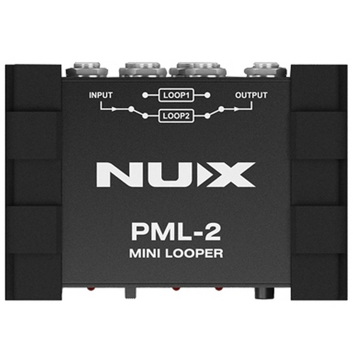 Nux PML-2 | Two Audio Mini Looper by NUX
