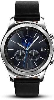 Samsung Gear S3 Classic Smartwatch (Bluetooth), SM-R770NZSAXAR US Version with Warranty (Renewed)