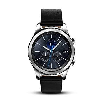 Amazon.com: Samsung Galaxy Gear S3 R775 Classic Smartwatch ...