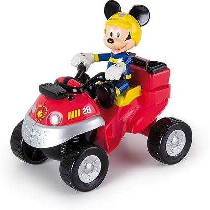 IMC Toys- Disney Quad de Emergencia Mickey, Multicolor (181915): Amazon.es: Juguetes y juegos