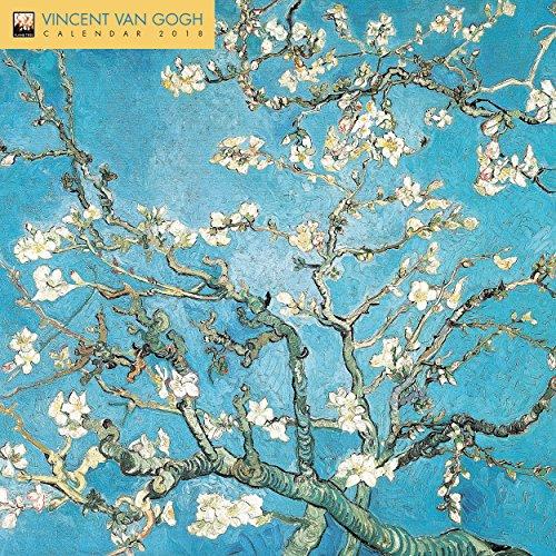 Vincent Van Gogh Wall Calendar 2018 (Art Calendar)