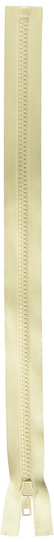 24 Thread /& Zippers F4324-BLK Sport Separating Zipper Black Coats