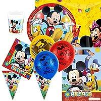 El Pack para fiestas del Playful Mickey carcasa