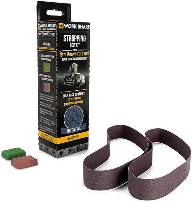Work Sharp Ken Onion Stropping Belt Kit