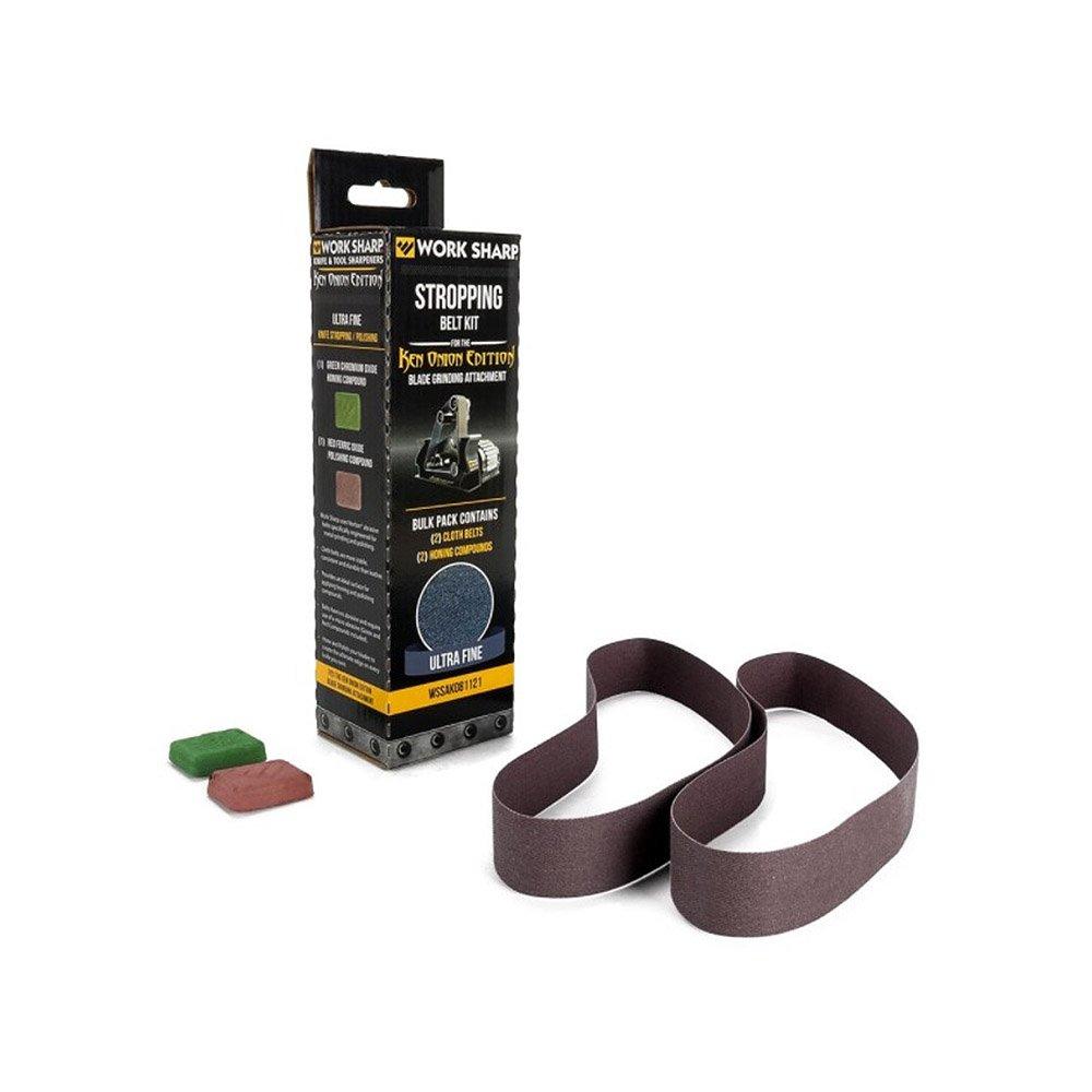Work Sharp Ken Taglia S Colore: Nero Cintura da Allenamento Unisex