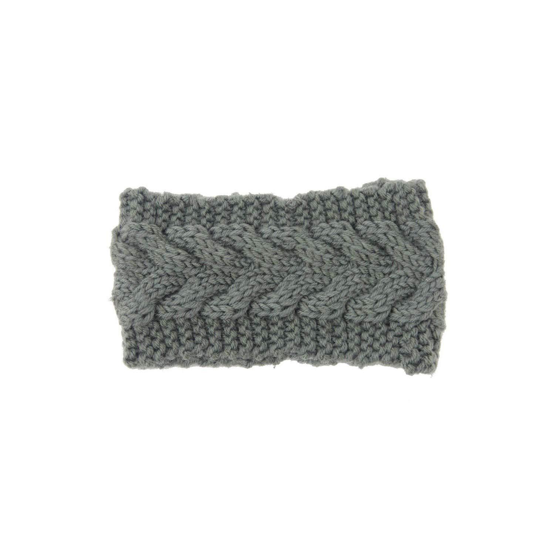 Knit Headband Chunky Knit...