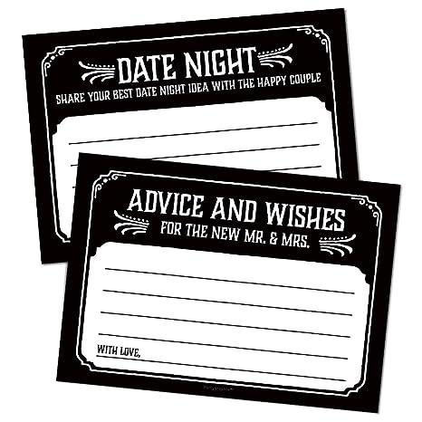 Amazon Com Set Of 25 Date Night Ideas Cards Advice And