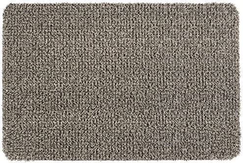 GrassWorx Clean Machine Flair Doormat, 24 x 36 , Earth Taupe 10372034