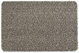 Grassworx Clean Machine Flair Doormat, 24'' x 36'', Earth Taupe (10372034)