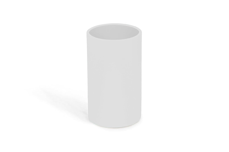 Kassatex Lacca Bath Accessories Lotion Dispenser, White Kassatex Fine Linens ALA-LD-W