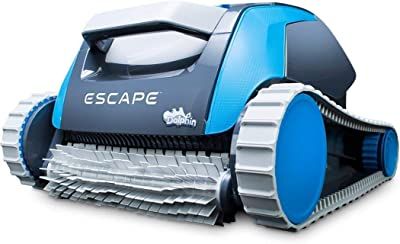 Dolphin Escape Robotic Above Ground Pool Cleaner