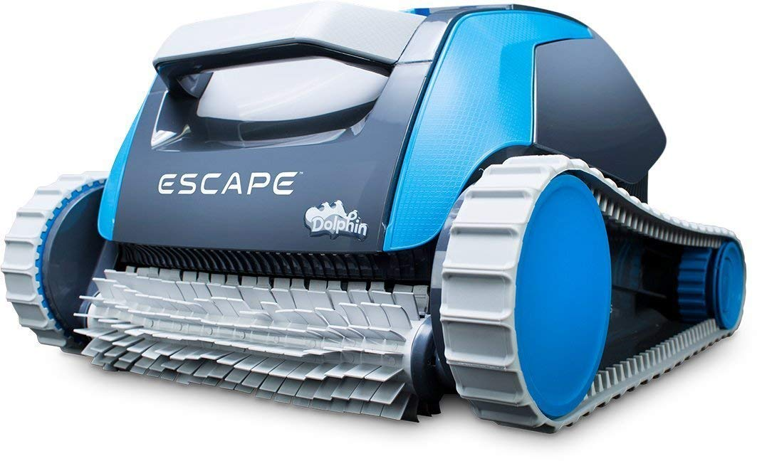 Dolphin Escape - Best Robotic Pool Cleaner For Above Ground Pools