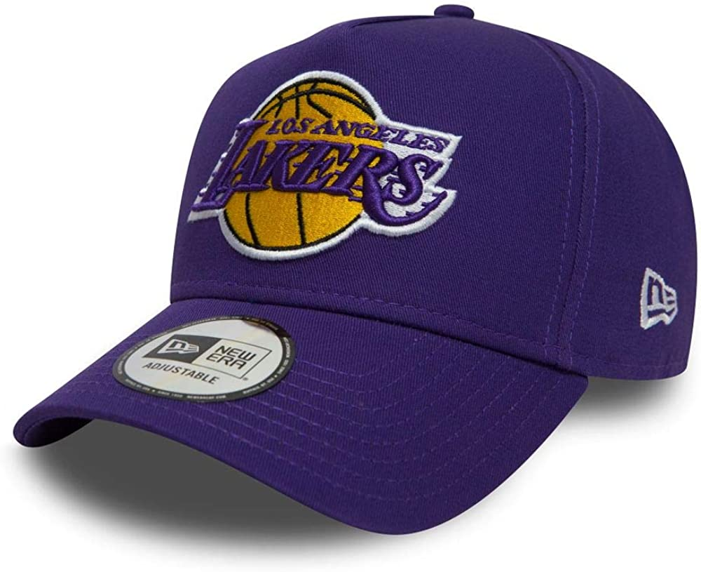 A NEW ERA Era NBA Team Aframe Snapback Cap ~ Los Angeles Lakers ...