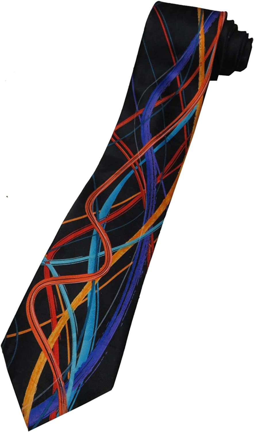 Jerry Garcia Extra Long Neck Tie Collection 62 Wetland