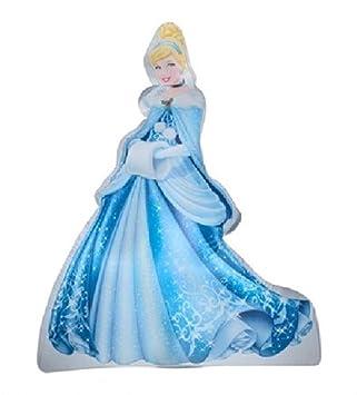 Amazon.com: Christmas Inflatable 5' LED Disney Princess Cinderella ...