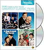 TCM Greatest Classic Films Collection: Holiday (Christmas in Connecticut / A Christmas Carol / The Shop Around the Corner / It Happened on 5th Avenue)