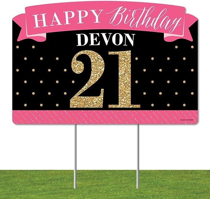 Personalized 8x10 Acrylic Sign \u2219 Wedding Sign \u2219 Party Sign \u2219 Party Decor