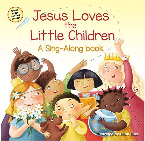 Jesus Loves the Little Children (A Sing-Along Book)]()