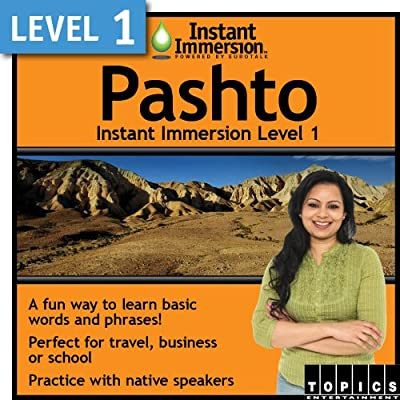 Instant Immersion Level 1 - Pashto