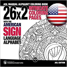 Amazon.com: 26x2 Intricate Coloring Pages with the American ...
