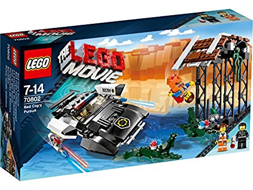 THE LEGO® MOVIE™ Bad Cops Pursuit Playset w/ Two Minifigures | 70802