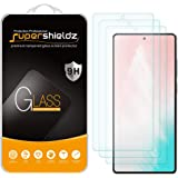 (3 Pack) Supershieldz Designed for Samsung Galaxy S20 FE 5G / Galaxy S20 FE 5G UW Tempered Glass Screen Protector, 0.33mm, An
