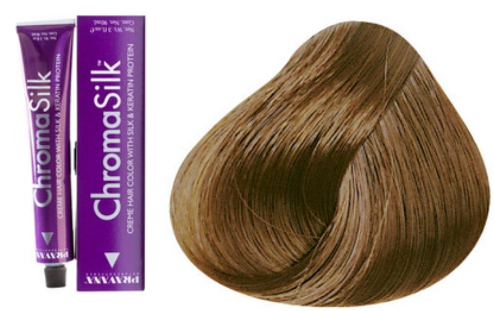Amazon Pravana Chromasilk Hair Color 6 6n Dark Blonde