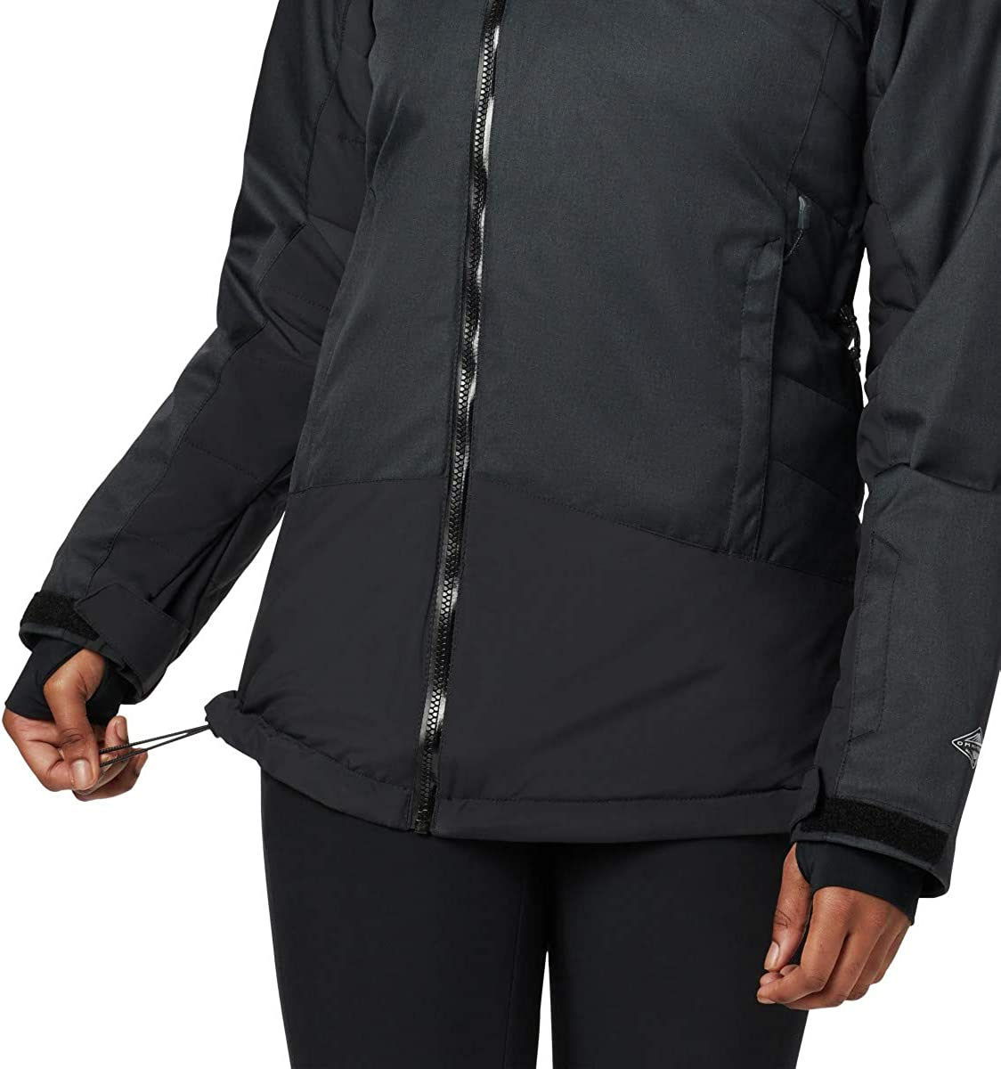 Columbia Womens Extended Emerald Lake Parka