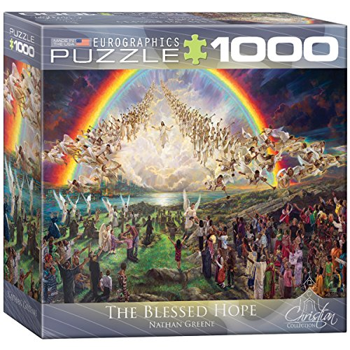 (EuroGraphics The Blessed Hope Puzzle (Small Box) (1000-Piece) )