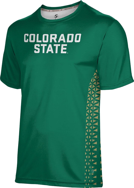 ProSphere Colorado State University Mens Performance T-Shirt Geo