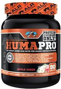 Hi Tech Humapro Whey Powder, Green Apple Candy, 667 Gram